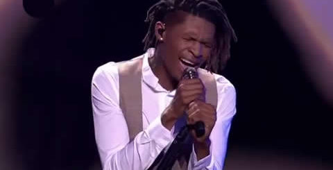Thato Makape Performing 'I'm Not The Only One' by Sam Smith