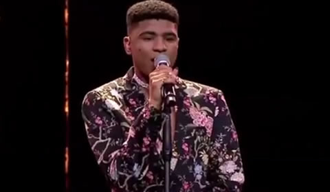Craig Performing Dancing With A Stranger By Sam Smith