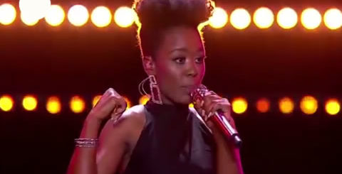 Mmangaliso Gumbi Performing Be Without You by Mary J Blige